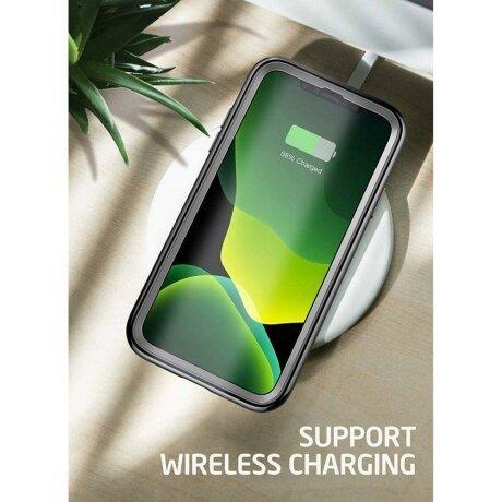 Husa Supcase Ub Electro Slim Iphone 11 Pro Max Black