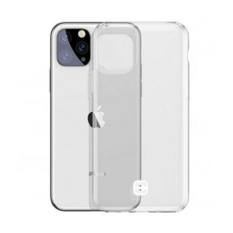 Husa TPU Baseus Ultra-Thin Pentru Apple IPhone 11 Pro, Cu Suport Pentru Snur, Transparenta
