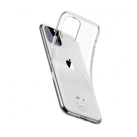 Husa TPU Baseus Ultra-Thin Pentru Apple IPhone 11 Pro Max, Cu Suport Pentru Snur, Transparenta