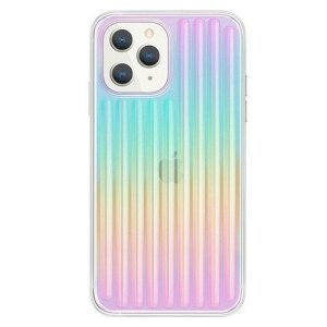 Husa UNIQ Coehl Linear protective case pentru iPhone 12 Pro / iPhone 12 multicolour