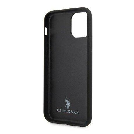 Husa US Polo iPhone 11 Pro Max black Polo Type